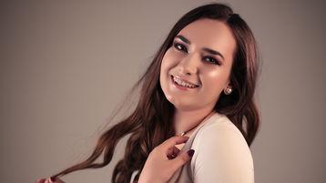 SofiaOwens:n kuuma kamera-show – Nainen sivulla Jasmin