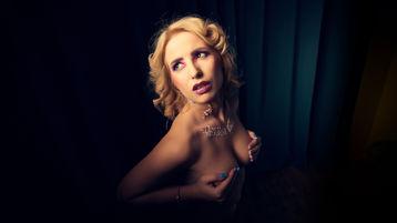 LucieRay tüzes webkamerás műsora – Lány Jasmin oldalon