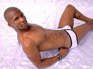 Gay web cam model and Chris Eubank lookalike
