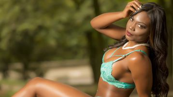 ShainaJones:n kuuma kamera-show – Nainen sivulla Jasmin
