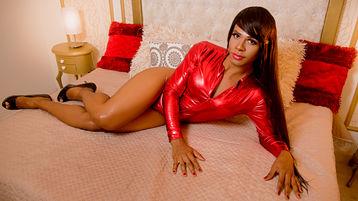 AddictivextS tüzes webkamerás műsora – Transzszexuális Jasmin oldalon