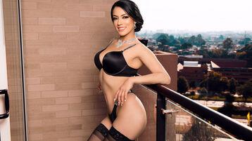 MilaFoxx szexi webkamerás show-ja – Lány a Jasmin oldalon