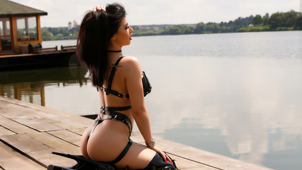 KhandiJanel's hot webcam show – Girl on LiveJasmin