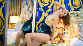 CareenClover's hot webcam show – Girl on LiveJasmin