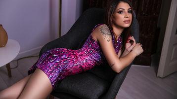 AmberKush szexi webkamerás show-ja – Lány a Jasmin oldalon