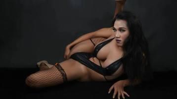 Gorący pokaz IOinchCocksucker – Transseksualista na Jasmin