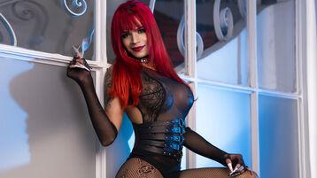 Show di sesso su webcam con AngelicaaRED – Transessuali su Jasmin