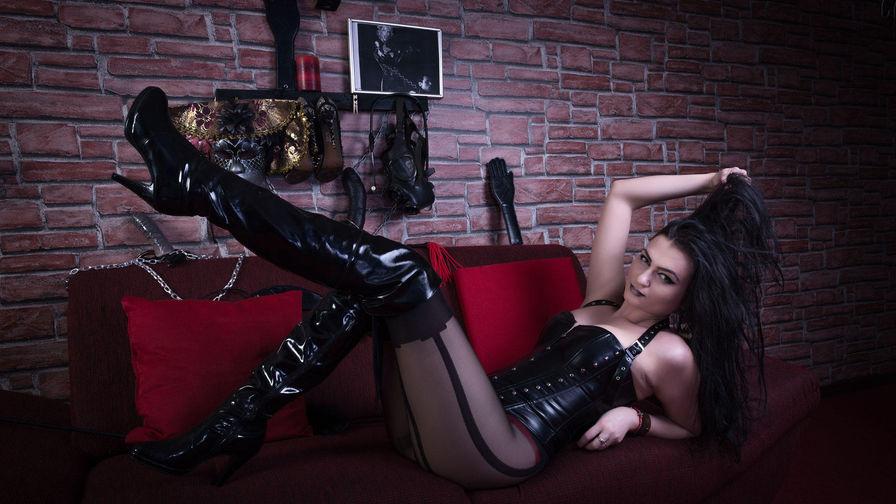 Zdjęcie Profilowe CruellaaDommee – Kobiety fetysze na LiveJasmin