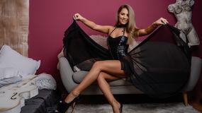 Show quente na webcam de AbbelaWhite – Meninas em Jasmin