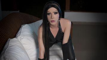 kattycream20 tüzes webkamerás műsora – Transzszexuális Jasmin oldalon