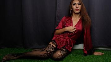 Gorący pokaz NudeDreamsIvory – Transseksualista na Jasmin