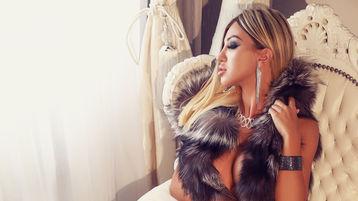 ExquisiteKeyla:n kuuma kamera-show – Nainen sivulla Jasmin
