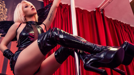Hot Roleplay On Webcam With Strapon