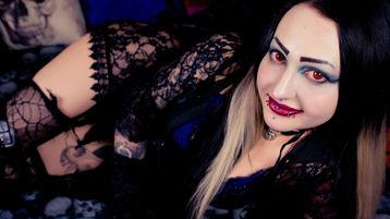 AmazanthaVamp's hot webcam show – Fetish on Jasmin