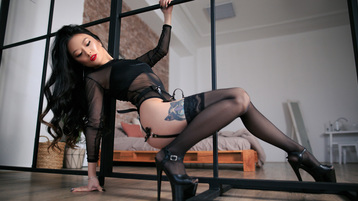Kimieko's hot webcam show – Girl on Jasmin