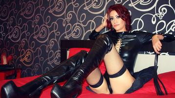 Sexy show su webcam di HelenDomme – Fetish su Jasmin