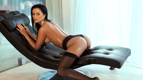 AlejandraScarlet's hot webcam show – Girl on LiveJasmin