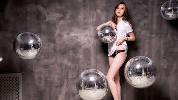 MinHanye szexi webkamerás show-ja – Lány a Jasmin oldalon