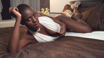 Gorący pokaz NyahTinibu – Dziewczyny na Jasmin