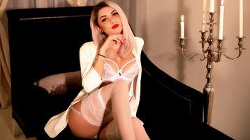 GlamorousHillary szexi webkamerás show-ja – Lány a Jasmin oldalon