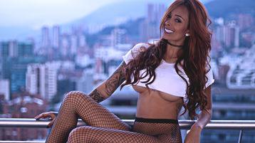 Show fierbinte la webcam AbrilFerrero  – Fata pe Jasmin