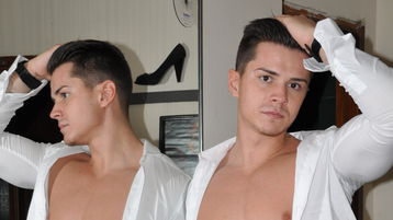 CalvertM's hot webcam show – Boy on boy on Jasmin