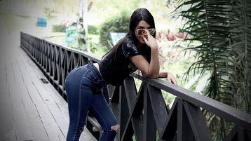 Show quente na webcam de VanesaEvans – Meninas em Jasmin