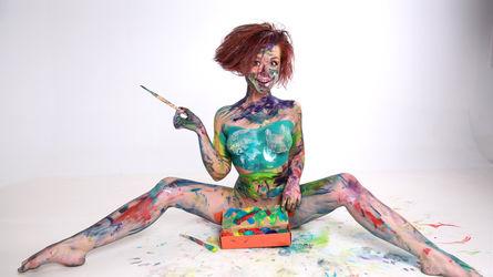 MilenaWiley om profilbillede – Pige på LiveJasmin