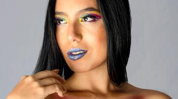 Show fierbinte la webcam LailaHadil  – Fata pe Jasmin