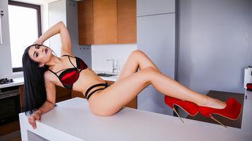 RenataCharles:n kuuma kamera-show – Nainen sivulla Jasmin