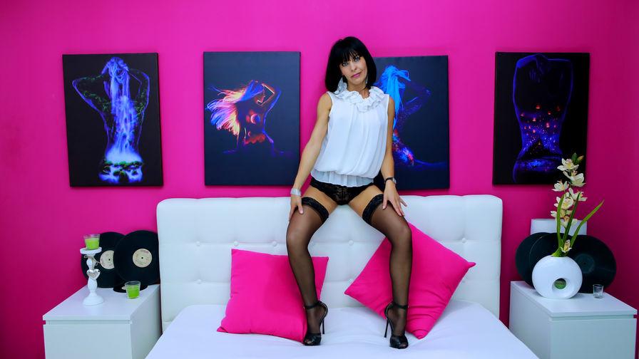 Image de profil FrancescaAdamy – Femme Mûre sur LiveJasmin
