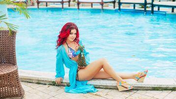 SweetMissNansy szexi webkamerás show-ja – Lány a Jasmin oldalon