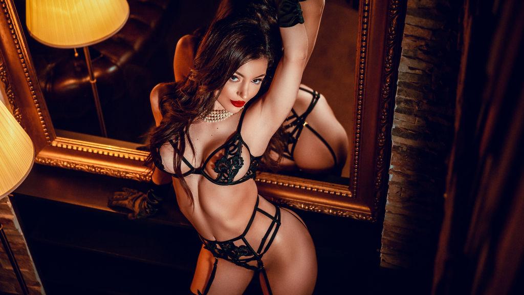 AubreyNovaa tüzes webkamerás műsora – Lány Jasmin oldalon