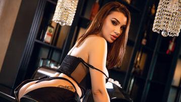 TinnaRosen szexi webkamerás show-ja – Lány a Jasmin oldalon
