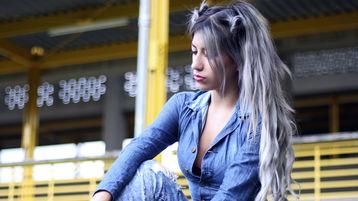 EllaDavs szexi webkamerás show-ja – Lány a Jasmin oldalon