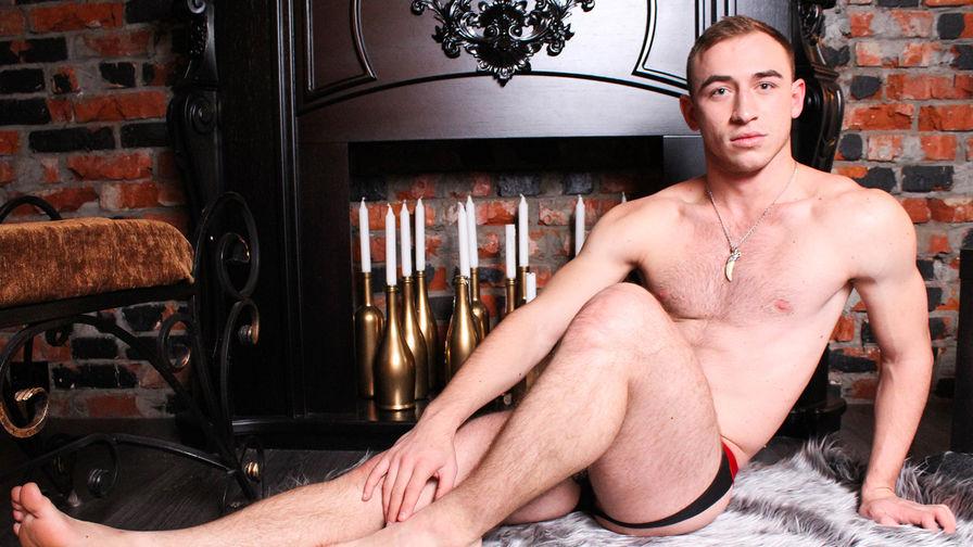 HornyLogan obrázovka – Gayové na LiveJasmin