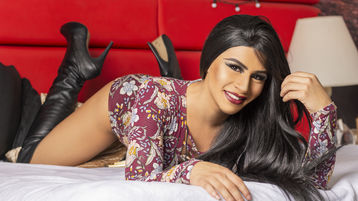 Show quente na webcam de AMBERlatinaTS – Transgénero em Jasmin