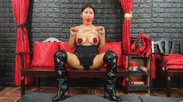 CristinaDirtySub's hot webcam show – Fetish on Jasmin