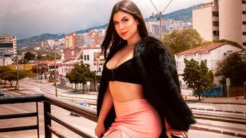 Show quente na webcam de AliSims – Meninas em Jasmin