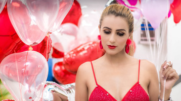 SusanAbby szexi webkamerás show-ja – Lány a Jasmin oldalon