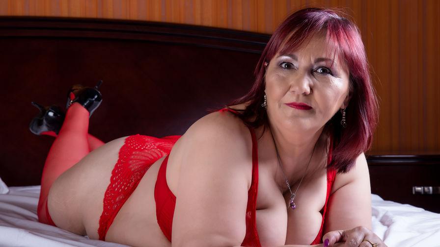 RosaRed fotografía de perfil – Mujer Madura en LiveJasmin