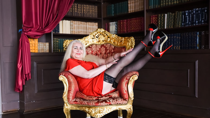 GrannyAlisa's profile picture – Mature Woman on LiveJasmin