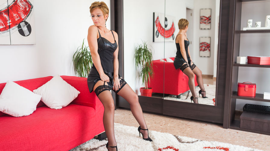 Image de profil angelliqui – Femme Mûre sur LiveJasmin