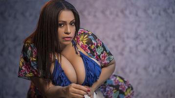 DannaBoobs szexi webkamerás show-ja – Lány a Jasmin oldalon