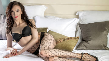 AmayaXLove:n kuuma kamera-show – Nainen sivulla Jasmin