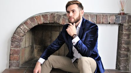 AustinGregord fotografía de perfil – Gay en LiveJasmin